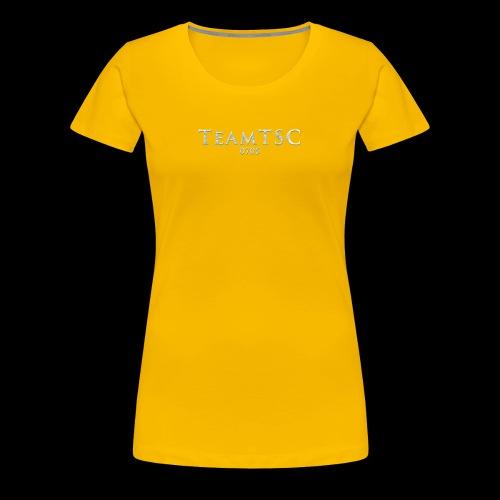 teamTSC Freeze - Women's Premium T-Shirt