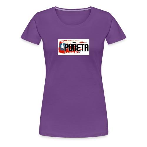 puneta - Women's Premium T-Shirt