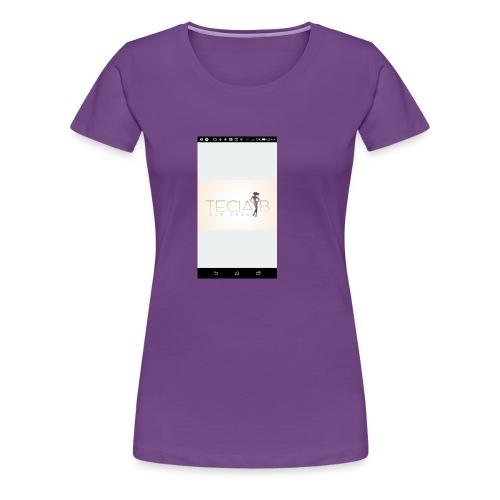 Teciab - Women's Premium T-Shirt