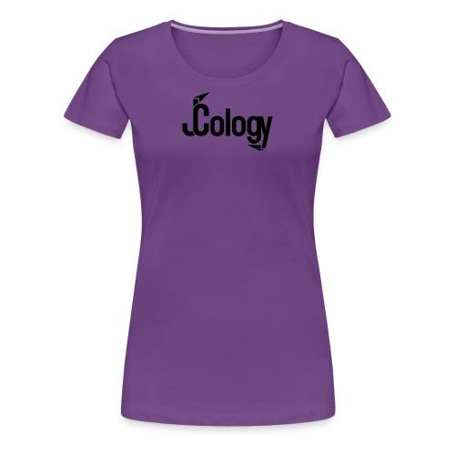 JCology Brand - Women's Premium T-Shirt