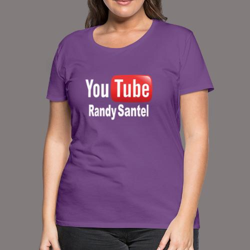 Randy Shirt PNG - Women's Premium T-Shirt