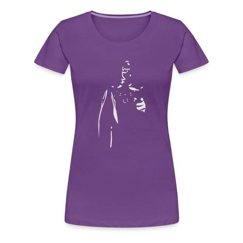 Rubber Man Wants You! - Women's Premium T-Shirt