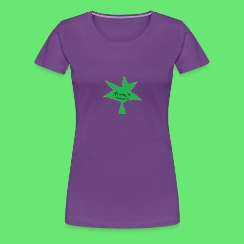 ESCLUSIVE!! 420 weed is coolio for kidlios SHIrT!1 - Women's Premium T-Shirt