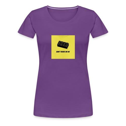 Don't Tread lego - Women's Premium T-Shirt