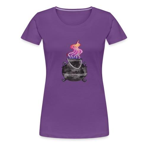 Cauldron - Women's Premium T-Shirt