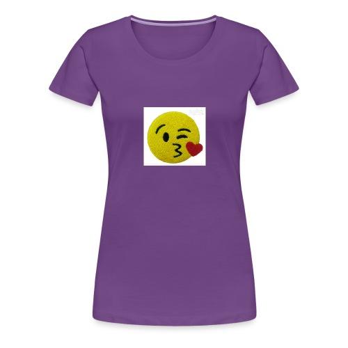 cute pictured phonecase - Women's Premium T-Shirt
