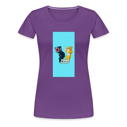squido i5 - Women's Premium T-Shirt