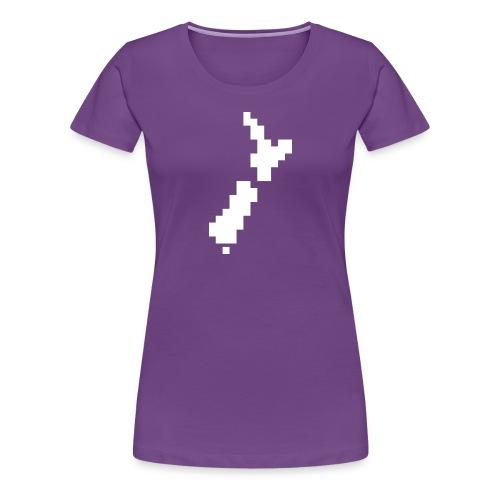 New Zealand P8B - Women's Premium T-Shirt