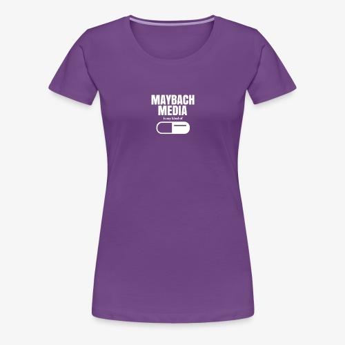 maybachmediakindof - Women's Premium T-Shirt