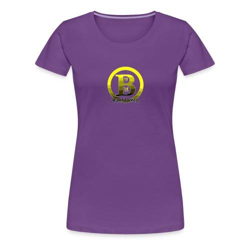 BFMWORLD - Women's Premium T-Shirt