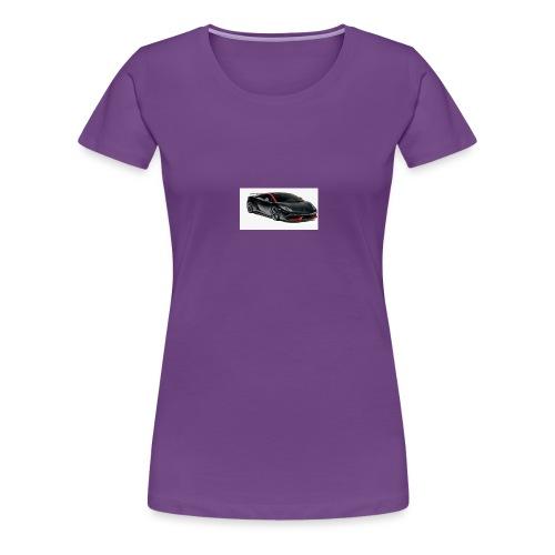 #LAMBORGHINI - Women's Premium T-Shirt