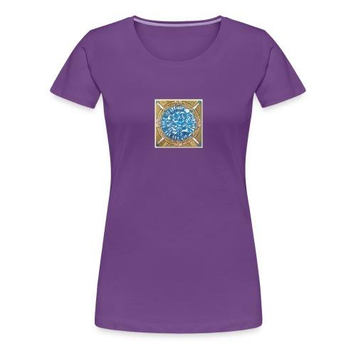 dendera zodiac calendar - Women's Premium T-Shirt