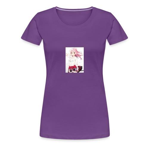lucyYT - Women's Premium T-Shirt
