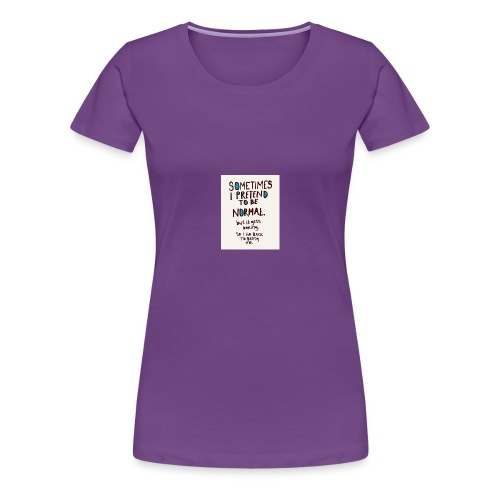 lols - Women's Premium T-Shirt