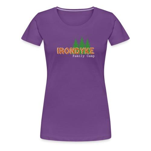 IrondykeNewLogo full png - Women's Premium T-Shirt