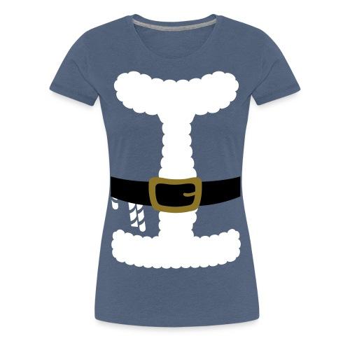 SANTA CLAUS SUIT - Men's Polo Shirt - Women's Premium T-Shirt