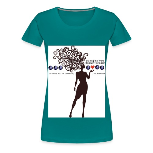 celebratedJEG jpg - Women's Premium T-Shirt