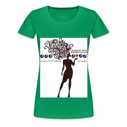 celebratedJEG jpg - Women's Premium T-Shirt