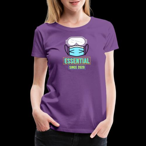 Essential Since 2020 - Women's Premium T-Shirt