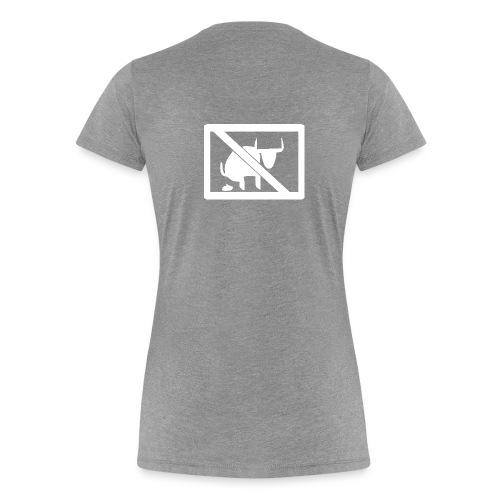 No Bull logo - Women's Premium T-Shirt