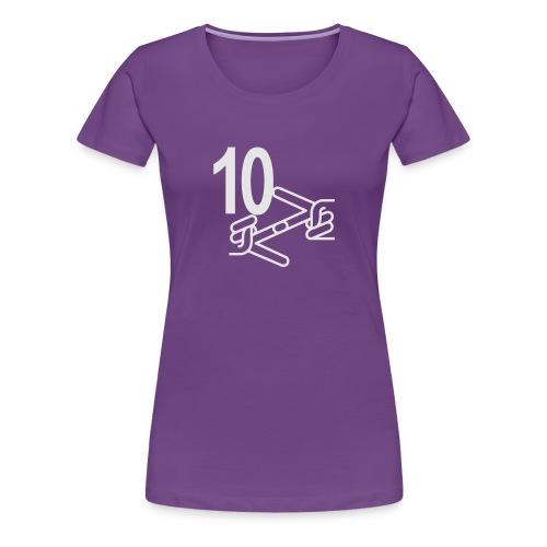 Motivation Series II - Women's Premium T-Shirt