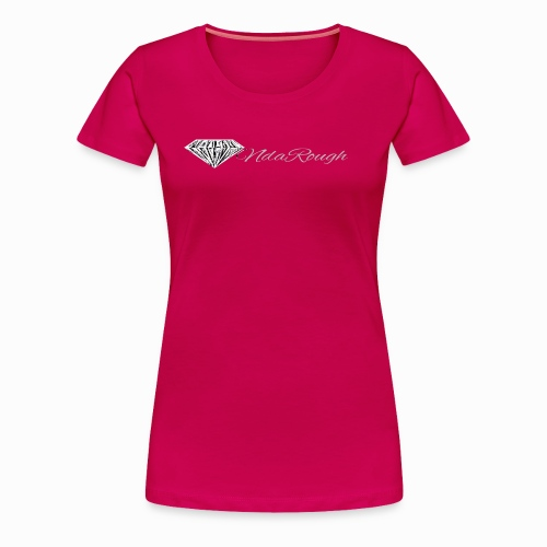 DiamondNdaRough Co. - Women's Premium T-Shirt