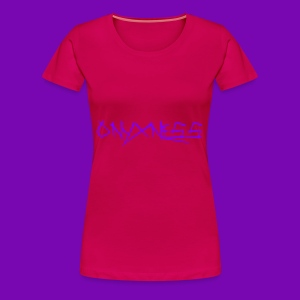 OnyxNess (Purple) - Women's Premium T-Shirt