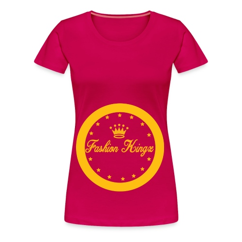 Fashion Kingz circle - Women's Premium T-Shirt