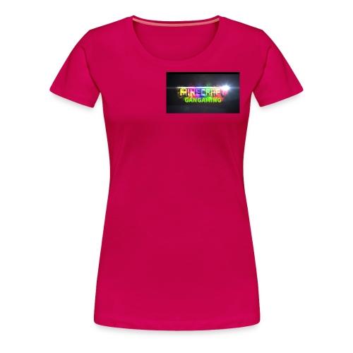 GanGamingMerch - Women's Premium T-Shirt