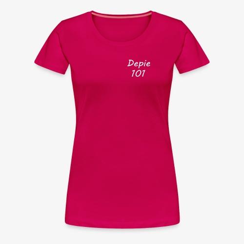 Depie101 - Women's Premium T-Shirt