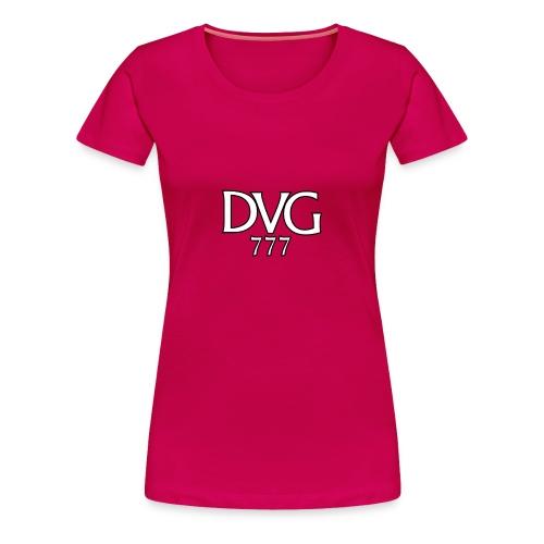 DVG 777 Angels Numbers - Women's Premium T-Shirt