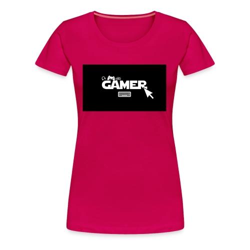 XGAMER - Women's Premium T-Shirt