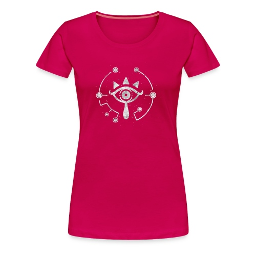 the lagend of zelda - Women's Premium T-Shirt