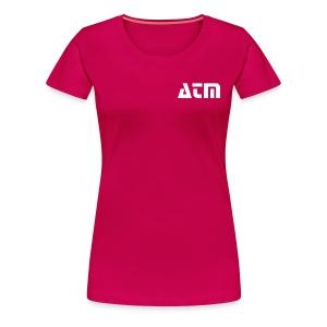 ATM - Women's Premium T-Shirt