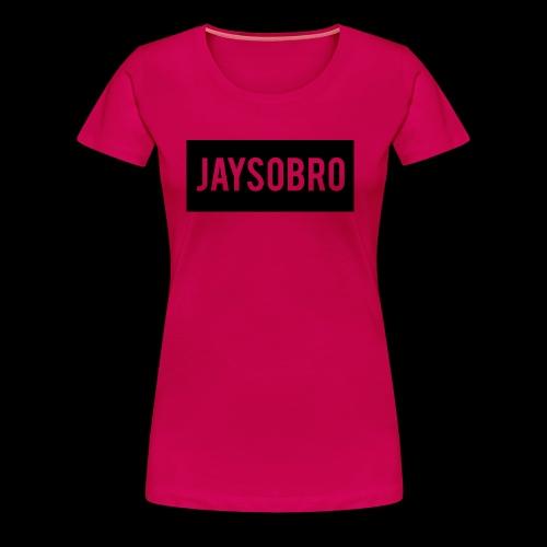 JaySoBro Black Label - Women's Premium T-Shirt