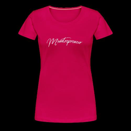Momtrepreneur - Women's Premium T-Shirt