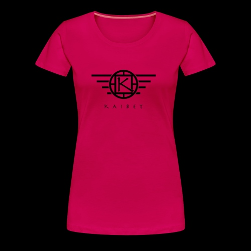 Official kaibet logo. - Women's Premium T-Shirt