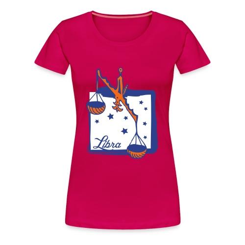 Libra - Women's Premium T-Shirt