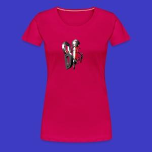 Dajuan&Draco Logo - Women's Premium T-Shirt