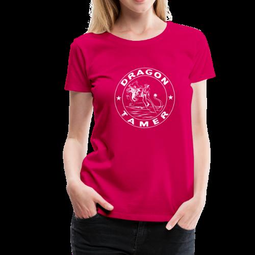 Dragon Tamer - Women's Premium T-Shirt