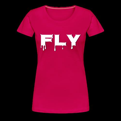 Fly T-shirt - Women's Premium T-Shirt