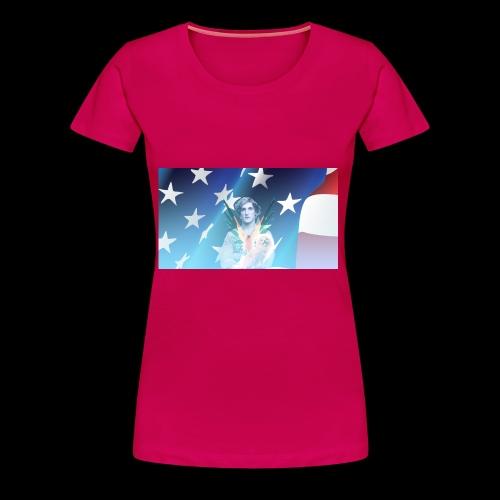 LOGANG - BE A MAVERICK - Women's Premium T-Shirt