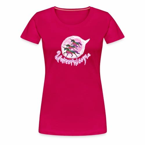 Unicornicopia - Women's Premium T-Shirt