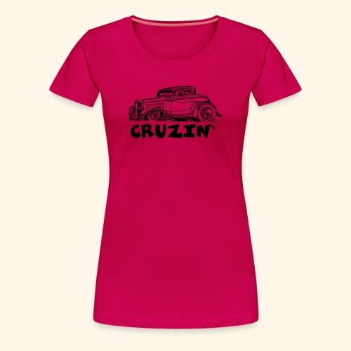 HotRod - Women's Premium T-Shirt