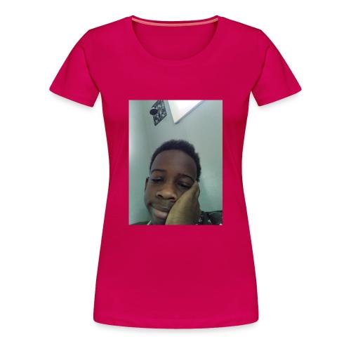 Trey - Women's Premium T-Shirt