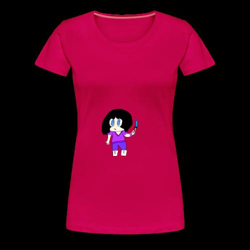 Chandrick MC stories 2 - Women's Premium T-Shirt