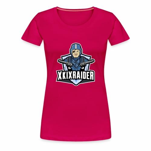ki raider fam - Women's Premium T-Shirt