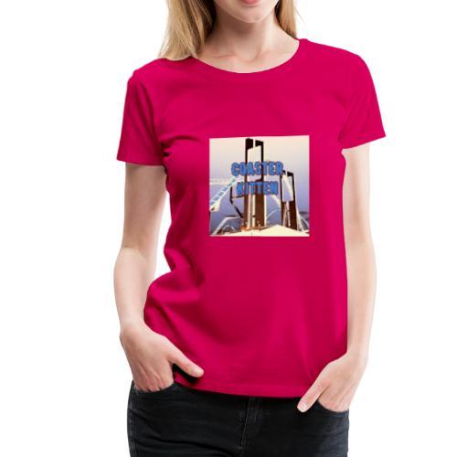 Coaster Kitten Merch - Women's Premium T-Shirt
