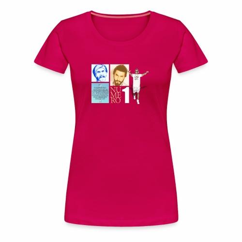 Ranveer Singh Numero 1 - Women's Premium T-Shirt