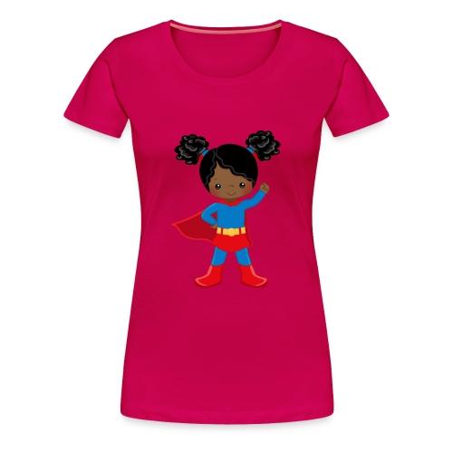 SUPER SIMONE - Women's Premium T-Shirt